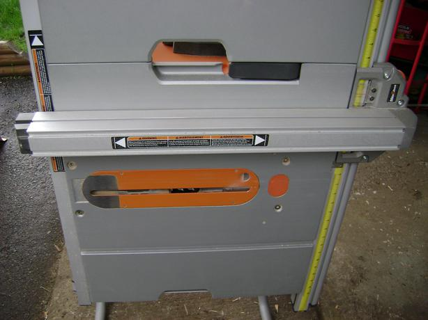 Ridgid 10 Quot Portable Table Saw South Nanaimo Nanaimo Mobile