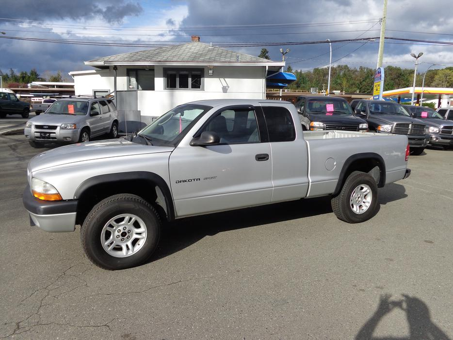2002 dodge dakota 4x4 extracab outside victoria victoria. Black Bedroom Furniture Sets. Home Design Ideas