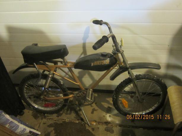 Rare Vintage 1970 39 S Original Bmx Bike First Bmx Eaton Ccm