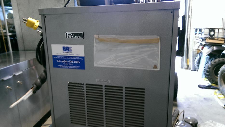 Perlick Glycol Draft Beer Pump Chiller Cooling System