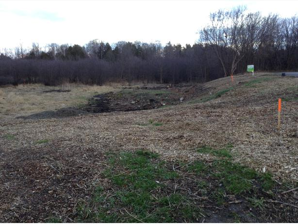 No hst new price 46 acres in downtown stittsville for Cost to build on your own lot
