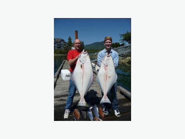 Salmon & Halibut Fishing Charters | Top Producing & Great Local Guides