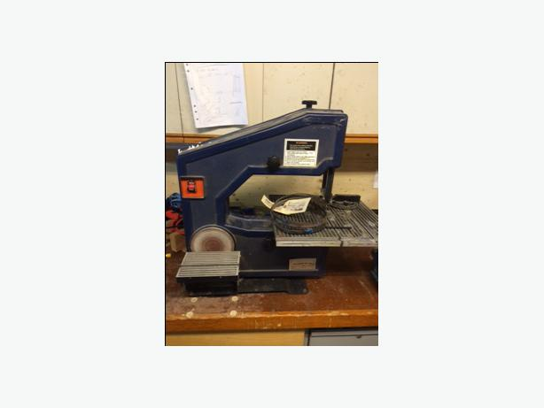 Band saw chemainus cowichan for 10 inch sanding disc table saw
