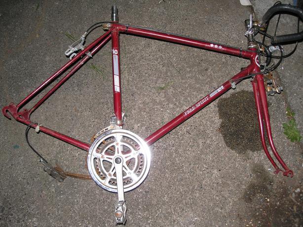 Vintage Free Spirit Road Bike Oak Bay Victoria