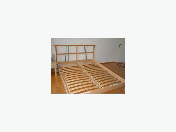 ikea queen bed frame burnaby incl new westminster. Black Bedroom Furniture Sets. Home Design Ideas