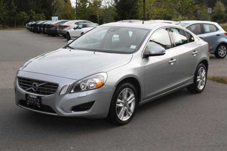 2012 volvo s60 outside comox valley courtenay comox mobile. Black Bedroom Furniture Sets. Home Design Ideas