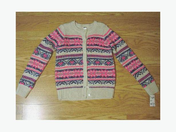 Brand New Osh Kosh Sweater Youth Size 12 - $8