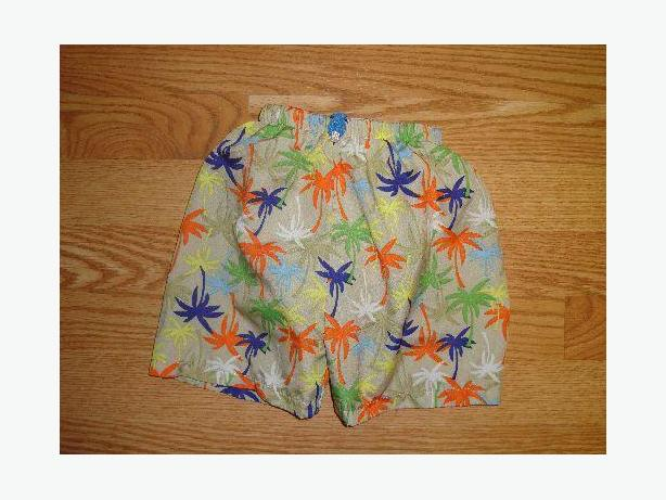 Like New Infant Swim Suit Shorts Size 3T - Excellent Condition! $3