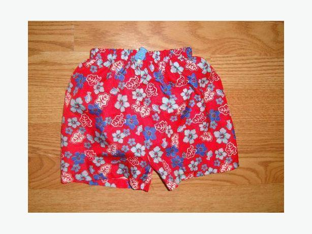 Like New Swim Suit Shorts Infant Size 1-3 or 23-30 lbs - $3