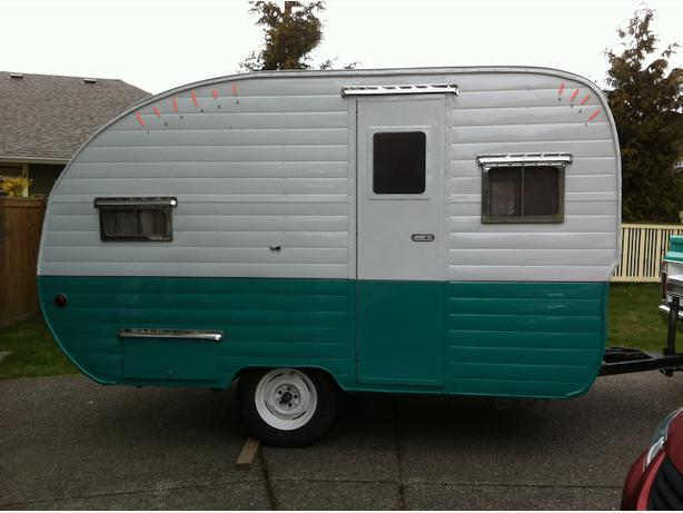 Amazing  23DFWP 27 Ft Travel Trailer Vancouver Greater Vancouver Area Image 1