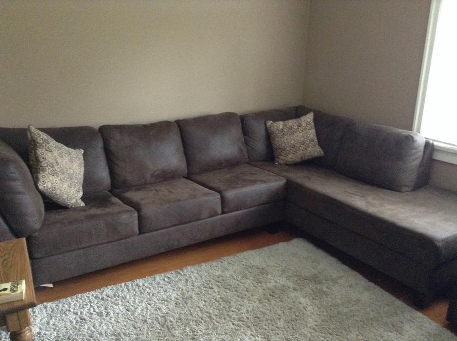 Sectional Sofa With Hide A Bed Saanich Victoria