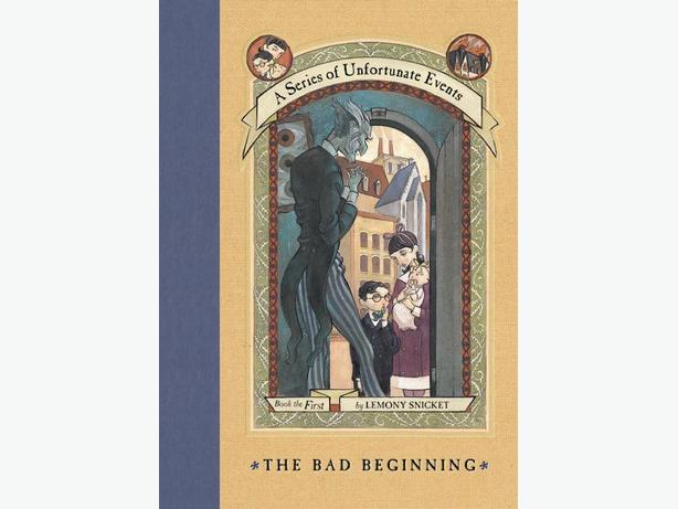 a series of unfortunate events books pdf