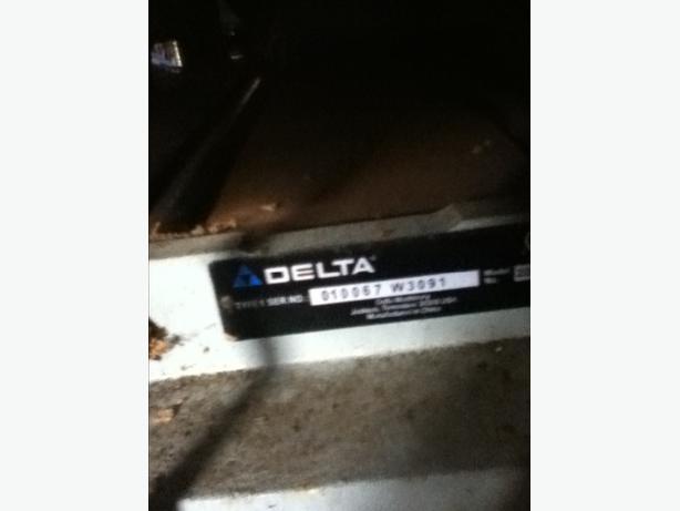 """delta thickness planer 15"""""""