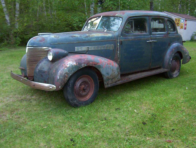 1939 chevy 4 door outside winnipeg winnipeg for 1939 chevy 4 door sedan