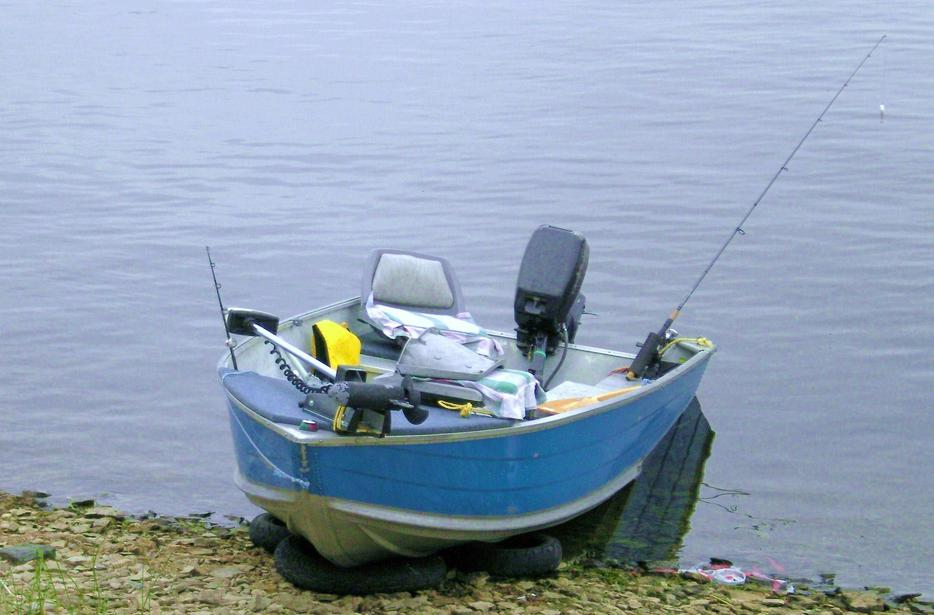 Fishing Boat Motors And Trailer For Sale Central Ottawa