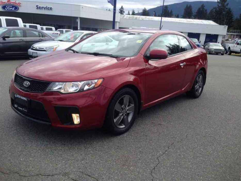 2011 kia forte koup north nanaimo nanaimo mobile. Black Bedroom Furniture Sets. Home Design Ideas