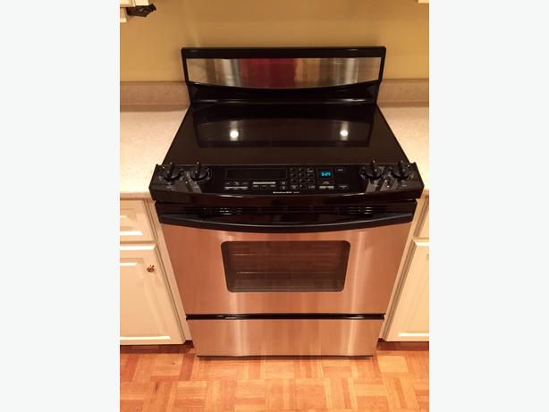 Good ... Kitchenaid Superba Gas Range