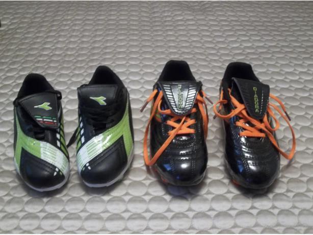 Boys Soccer Shoes Toronto