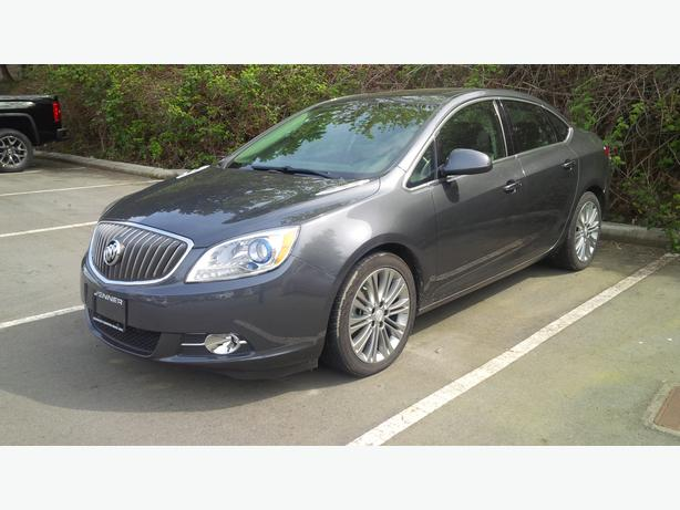2013 buick verano turbo west shore langford colwood. Black Bedroom Furniture Sets. Home Design Ideas