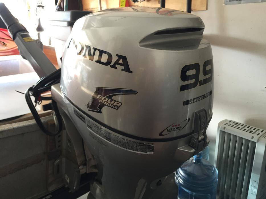 Honda 9 9 Hp Outboard Central Nanaimo Nanaimo