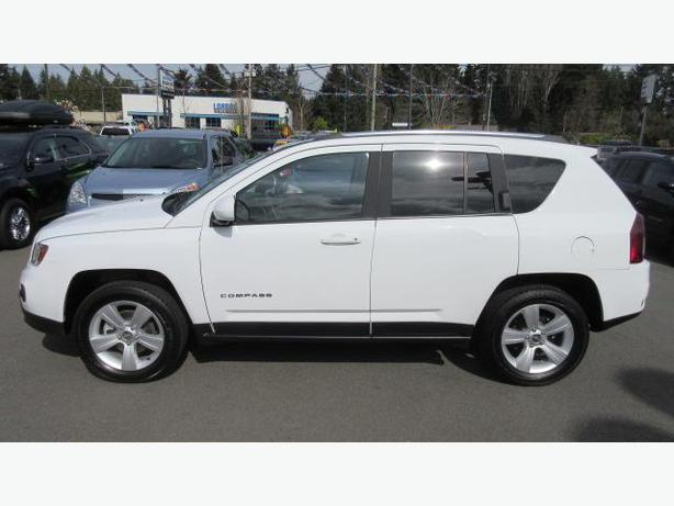 2014 Jeep Compass Sport Automatic North 4x4 Outside