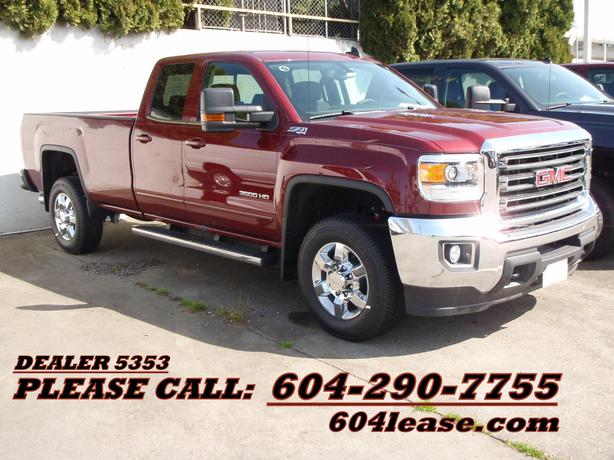 2015 gmc sierra sle 3500 diesel double cab 789 per month. Black Bedroom Furniture Sets. Home Design Ideas