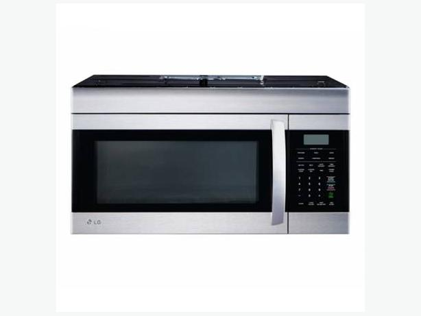 1 6 cu ft over the range microwave surrey incl white rock vancouver - Red over the range microwave ...