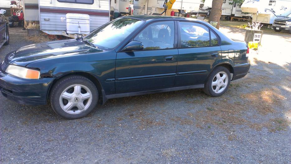 1997 Acura 1 6el 300 Crofton Cowichan