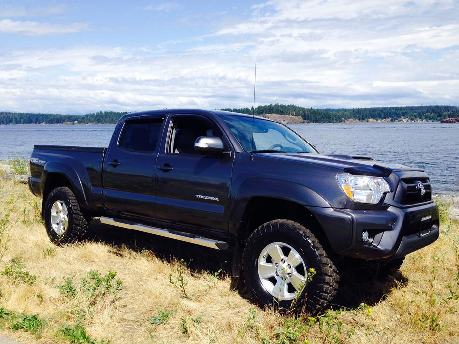 like new 2014 toyota tacoma double cab trd campbell river courtenay comox mobile. Black Bedroom Furniture Sets. Home Design Ideas