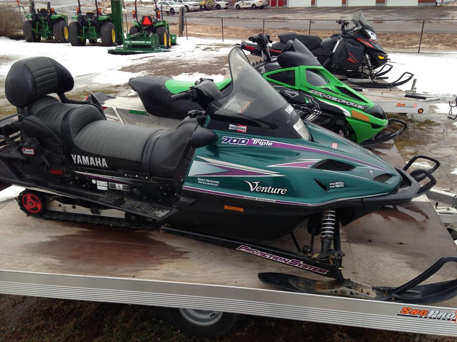 Yamaha Moose Jaw