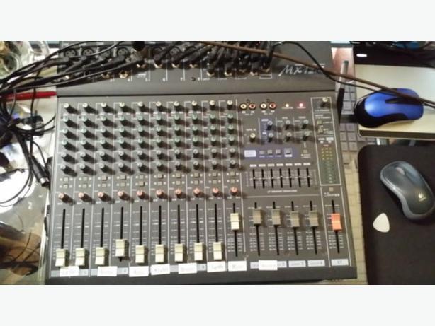 Yamaha Mixing Board Mx