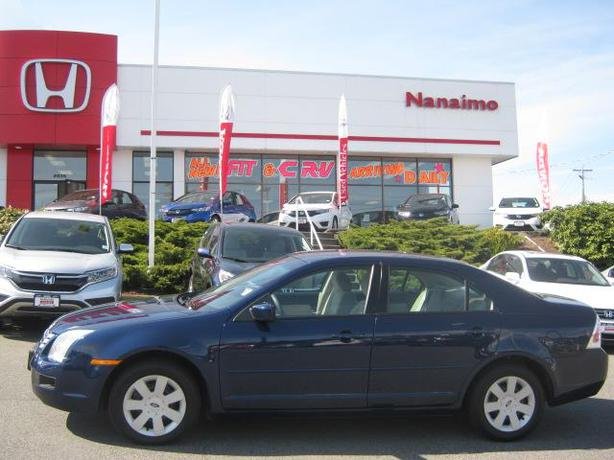 2006 ford fusion se stock h14221a outside nanaimo parksville qualicum beach mobile. Black Bedroom Furniture Sets. Home Design Ideas