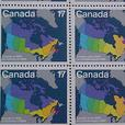 SCOTT 893i CANADA DAY MINIATURE SHEET