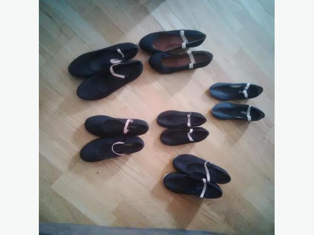 Black Character Shoes for Sale - Various Sizes