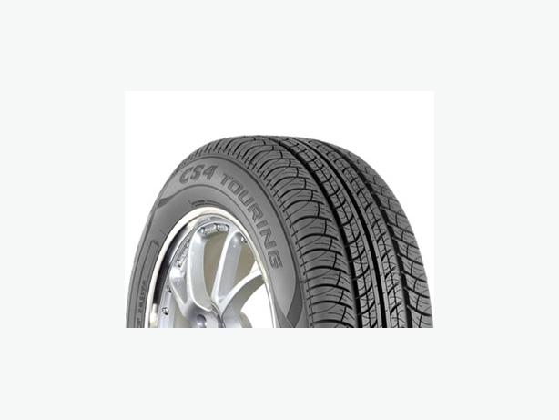 new cooper cs4 touring tires 215 60r16 sault ste marie sault ste marie mobile. Black Bedroom Furniture Sets. Home Design Ideas