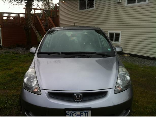 2007 honda fit lx with cruise control south nanaimo. Black Bedroom Furniture Sets. Home Design Ideas