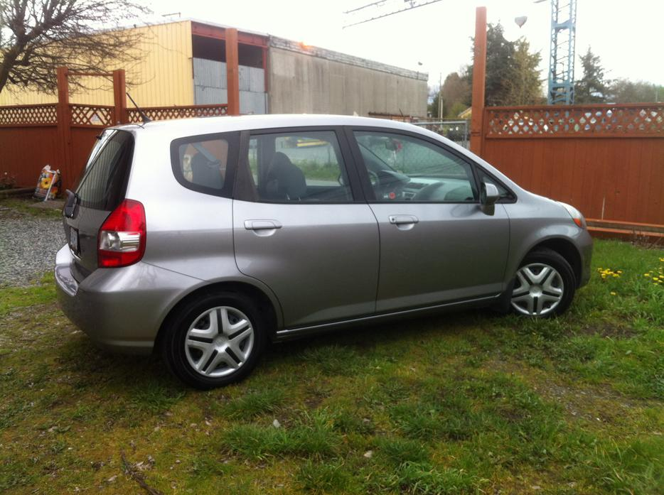 2007 Honda Fit Lx With Cruise Control South Nanaimo Nanaimo