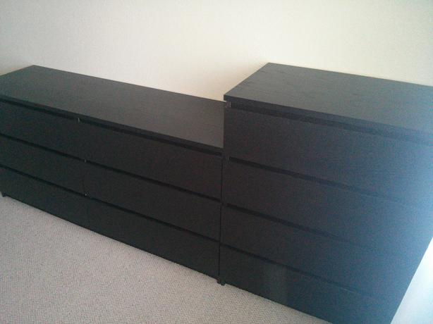Ikea Malm 6 Drawer Chest Ikea Malm 6-drawers Chest