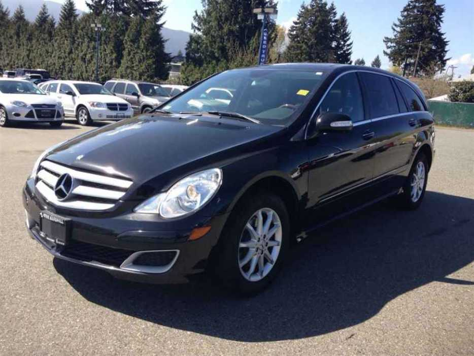 2006 mercedes benz r class north nanaimo nanaimo mobile for 2006 mercedes benz r class r350
