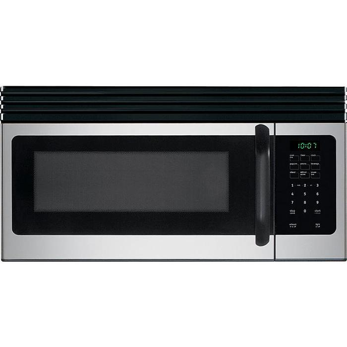 Frigidaire over the range microwave sooke victoria - Red over the range microwave ...