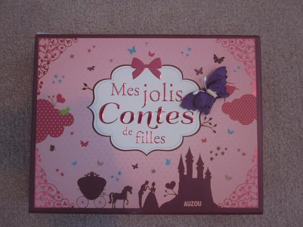 """Livres """"Mes jolis contes de filles"""""""