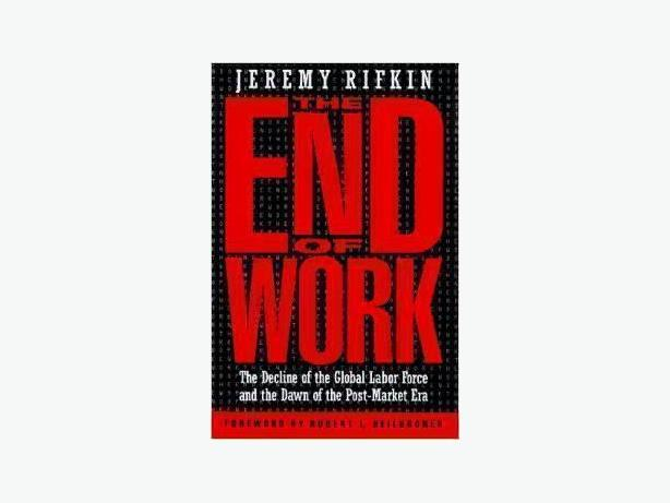 "End Of Work: ""The Decline of the Global Labor Force"""