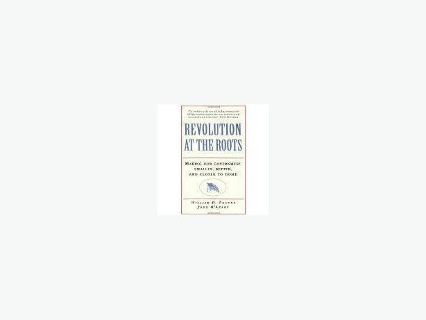 Revolution at the Roots (New Condition - Hardcover Book)