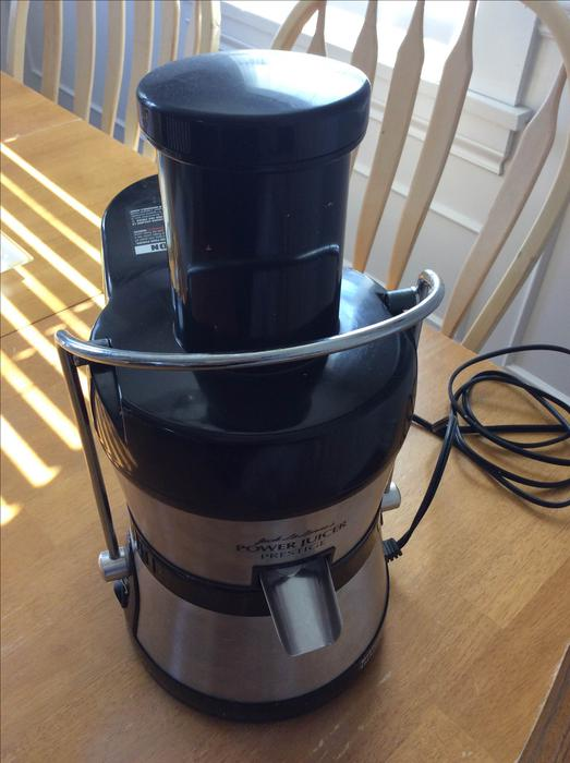 Heaven Fresh Slow Juicer Review : Juicer - Jack LaLanne Power Juicer Prestige victoria City, victoria - MOBILE