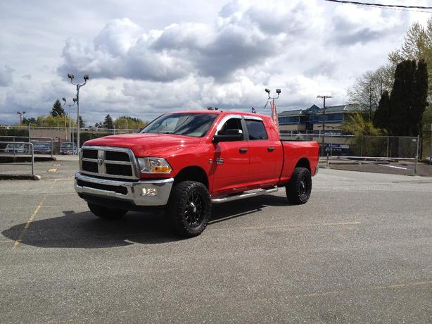 Dealer For  Dodge Ram Victoria St Kitchener