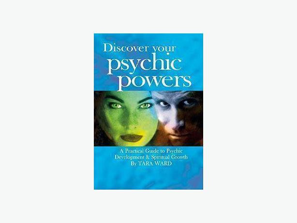 Discover Your Psychic Powers by Tara Ward (Paperback)