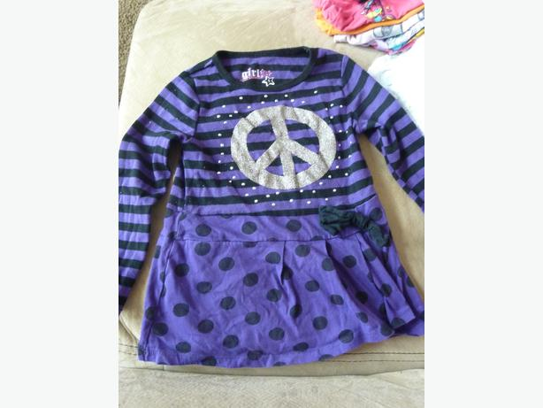 Peace Shirt - Size 5
