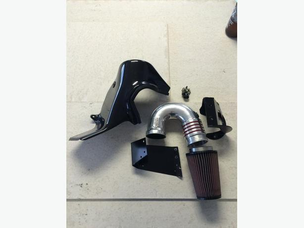 OBO, Racing Beat High Flow Cold Air Intake System, 2001-2005