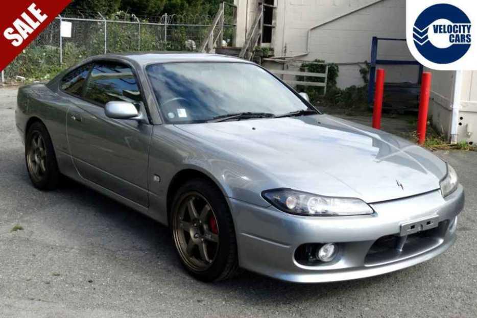 1999 Nissan Silvia S15 Outside Victoria Victoria