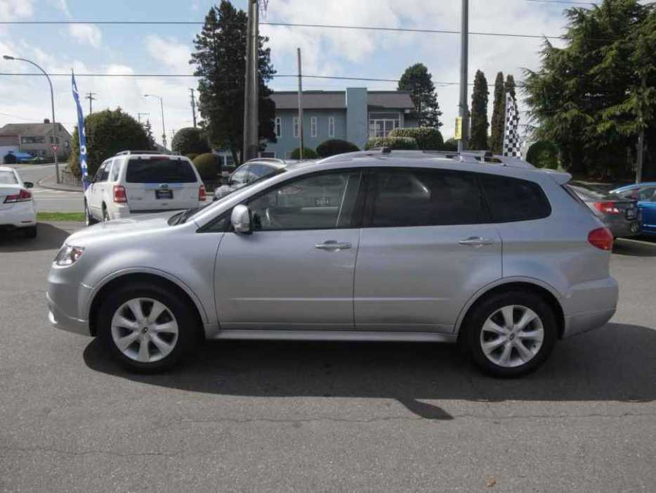 2012 Subaru Tribeca Outside Nanaimo Nanaimo